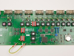 Latest single board of the Brewer Spectrophotometer