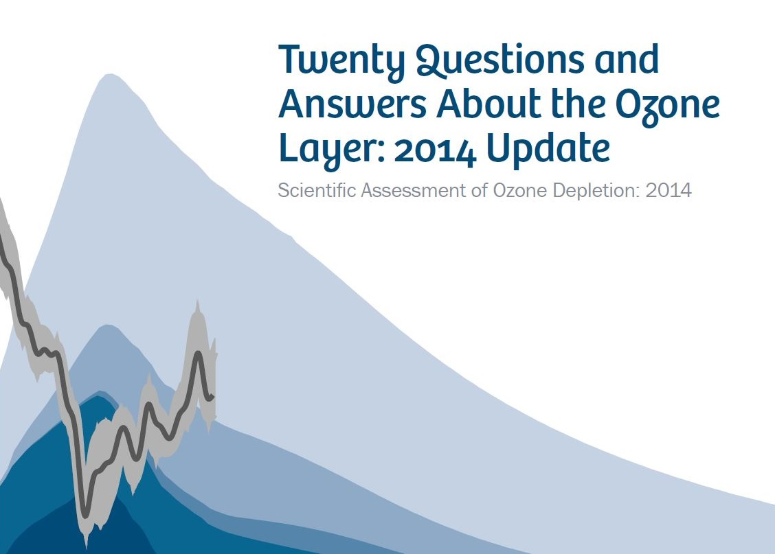 Twenty questions and answers about the Ozone Layer